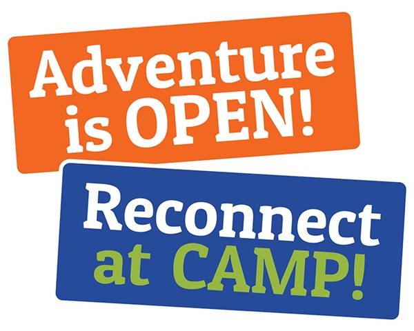 2021 Summer Camp: Adventure is Open!