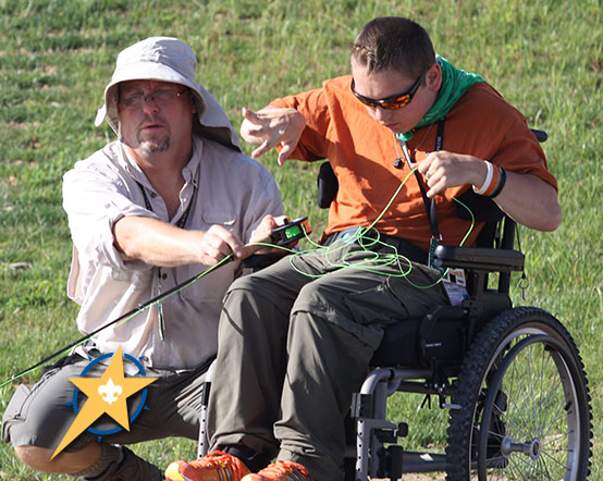 Supporting Scouts with Special Needs