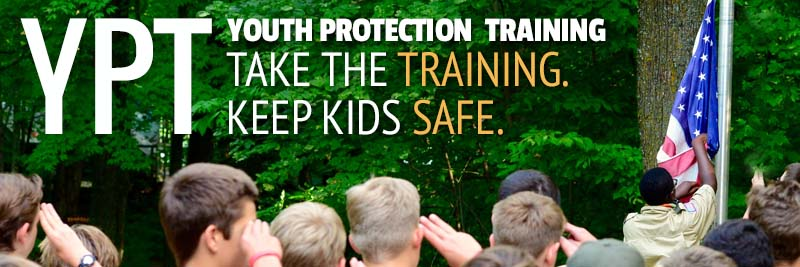 Take Youth Protection Training